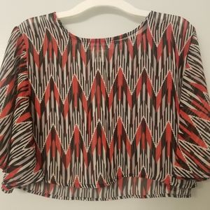 Free CropTop Shirts with Purchase of a Dress